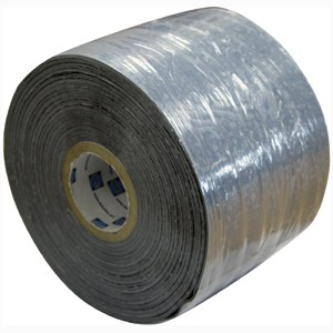 200 Micron Thickness UCC PVC Overwrap Tape 100mm x 30m